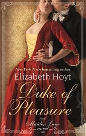Duke of Pleasure by Elizabeth Hoyt