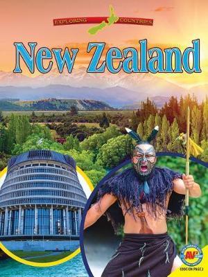 New Zealand by Megan Kopp image