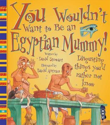 You Wouldn't Want To Be An Egyptian Mummy! by David Stewart image