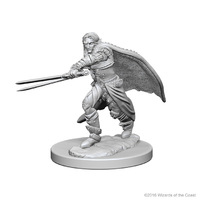 D&D Nolzurs Marvelous: Unpainted Minis - Elf Male Ranger
