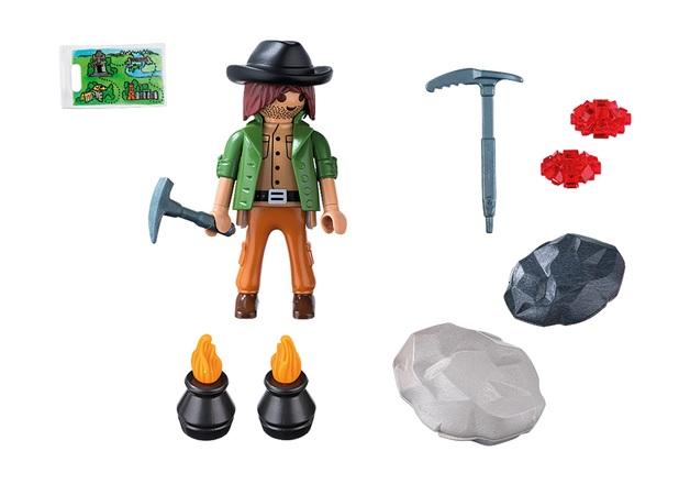 Playmobil: Special Plus - Gem Hunter