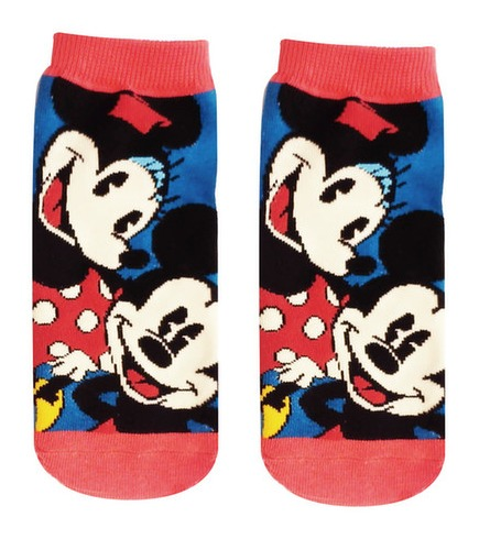 Disney: Mickey & Minnie (Pose) - Ladies Socks