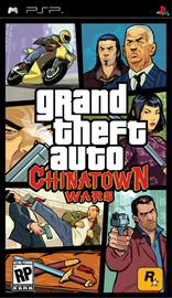Grand Theft Auto: Chinatown Wars for PSP