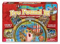 Eye Found It: Journey Through Time - Board Game