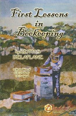 First Lessons in Beekeeping by Keith Delaplane image