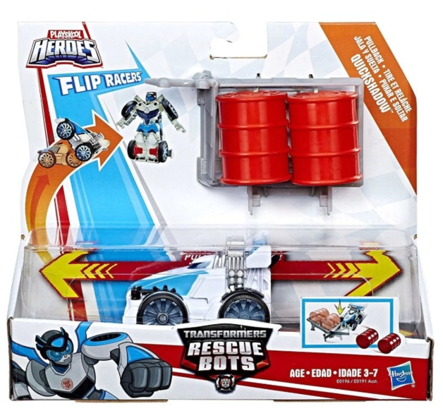 Transformers: Rescue Bots Flip Racers - Quickshadow