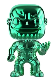 Avengers: Infinity War - Thanos (Green Chrome) Pop! Vinyl Figure