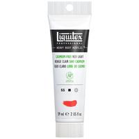 Liquitex: Cadmium-Free Heavy Body Acrylic - Red Light 893 (59ml)