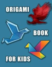 Origami Book for Kids by Rfza