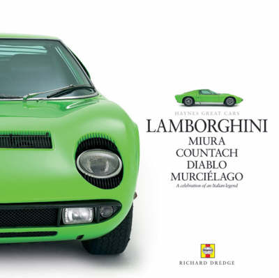 Lamborghini: A Celebration of an Italian Legend by Richard Dredge image