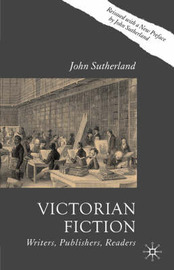 Victorian Fiction by J. Sutherland image