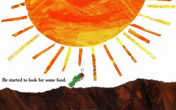 The Very Hungry Caterpillar (Book + CD) by Eric Carle image