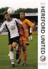 Hereford United Football Club by Denise Powell image