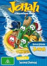 VeggieTales - Jonah A VeggieTales Movie on DVD