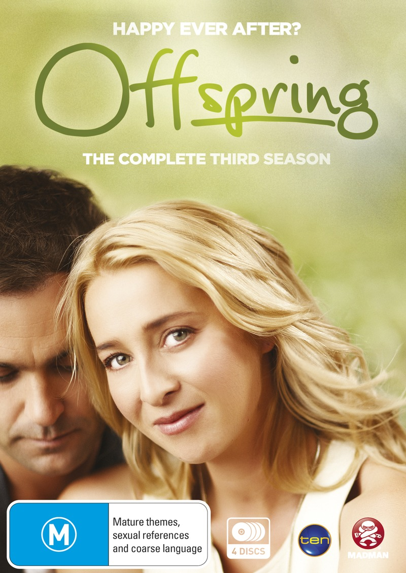 Offspring - The Complete Third Season on DVD image