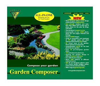 Garden Composer for PC Games