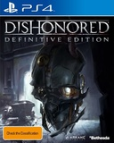 Dishonored Definitive Edition for PS4
