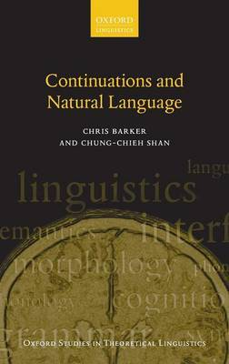 Continuations and Natural Language by Chris Barker