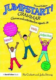 Jumpstart! Grammar by Pie Corbett