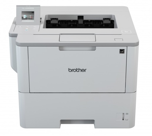 Brother HLL6400DW 50ppm Mono Laser Printer WiFi image
