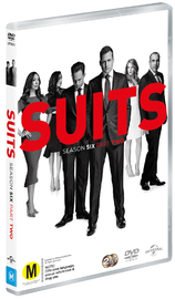 Suits - Season Six - Part Two on DVD image