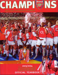 Official Arsenal Yearbook image