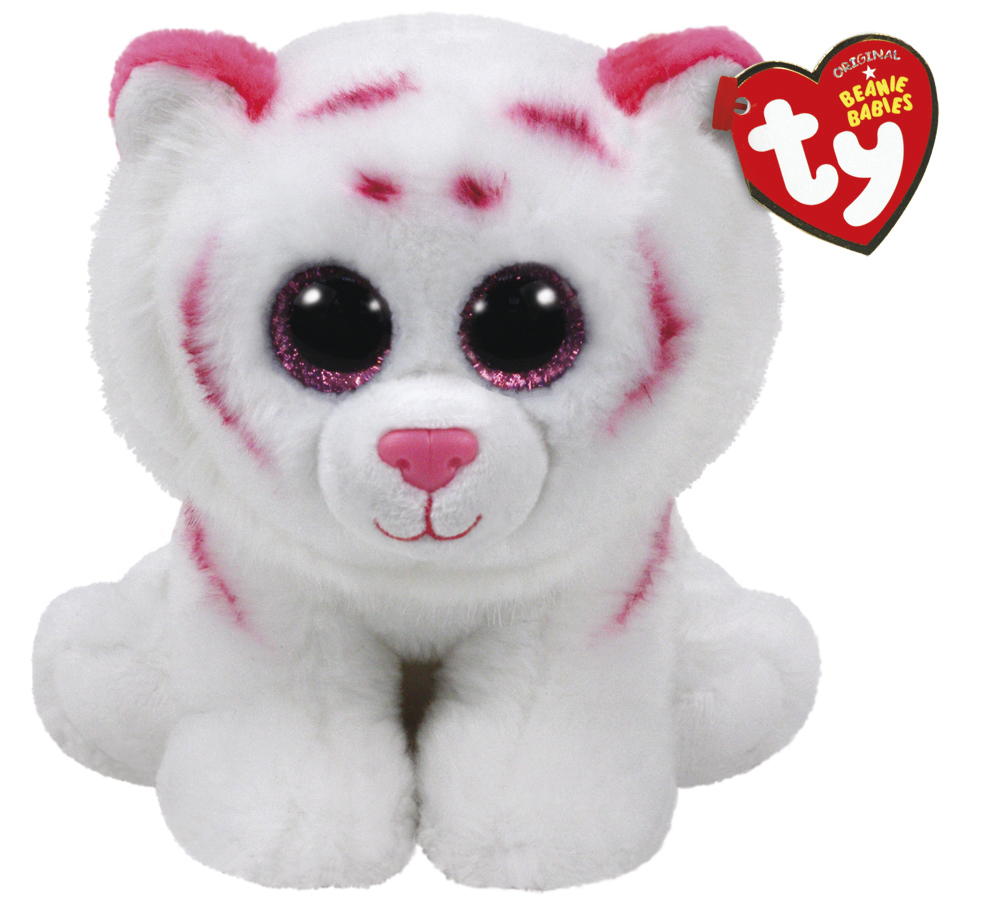 Ty Beanie Babies: Tabor Tiger - Small Plush image