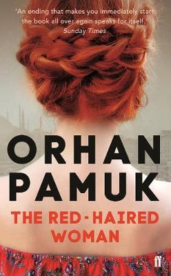 The Red-Haired Woman by Orhan Pamuk image