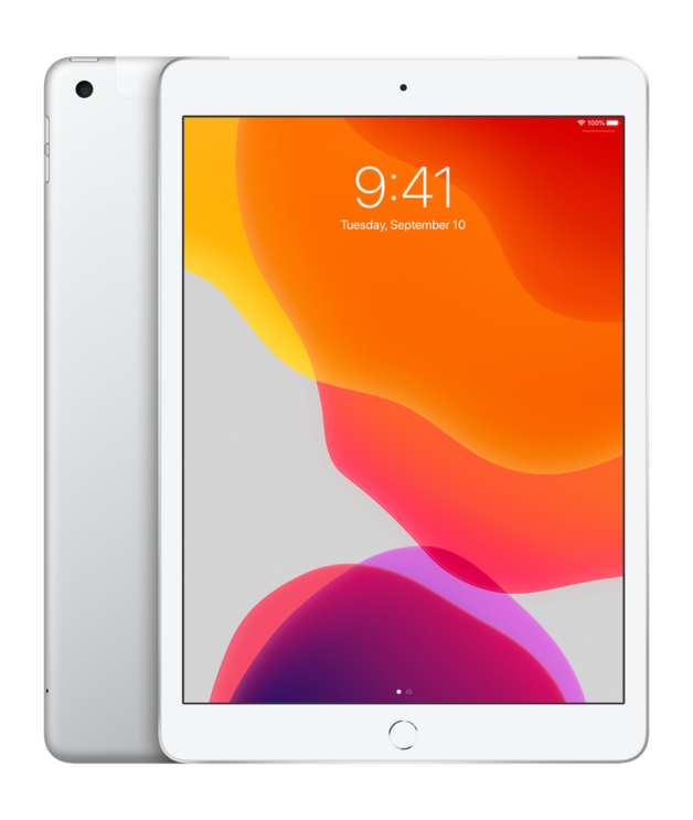Apple 10.2-inch iPad (7th Gen) WiFi 128GB - Silver
