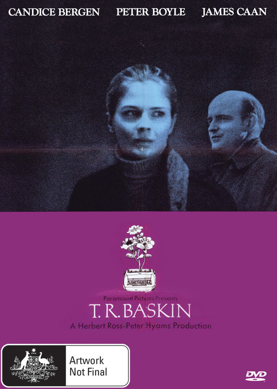 T.R. Baskin on DVD
