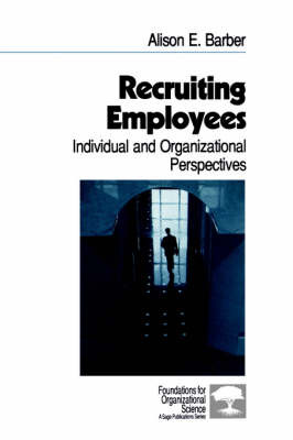 Recruiting Employees by Alison E. Barber image