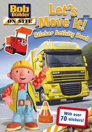 Let's Move It! Sticker Activity Book image