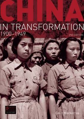 China in Transformation by Colin Mackerras image