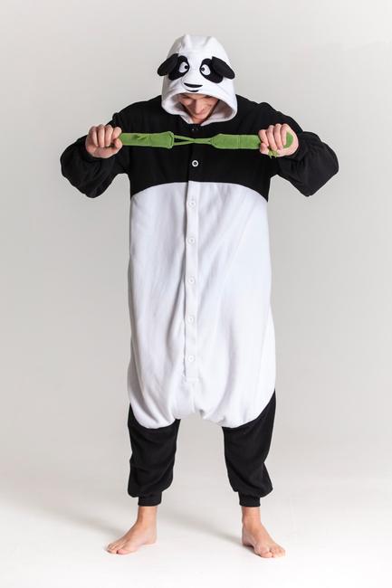 7150c40bbe40 Panda Kigurumi Onesie (Unisex) image ...