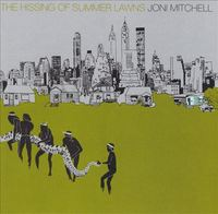 The Hissing of Summer Lawns (LP) by Joni Mitchell