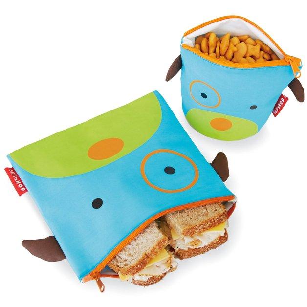 Skip Hop: Zoo Snack Pack Set - Dog
