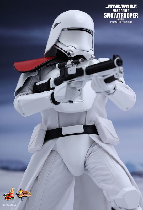 "Star Wars: The Force Awakens - 12"" First Order Snowtrooper Officer Figure"