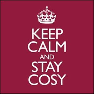 Keep Calm And Stay Cosy by Various image