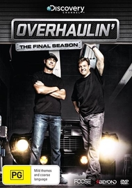 Overhaulin' Season Nine on DVD