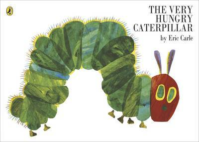 The Very Hungry Caterpillar by Eric Carle image
