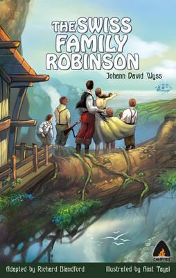 The Swiss Family Robinson by Johann Wyss image