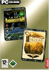Total Annihilation + Kingdoms Double Pack for PC Games