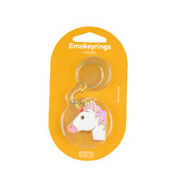 Emokeyrings Keyring - Unicorn