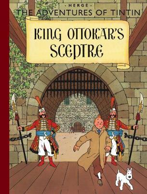 King Ottokar's Sceptre (The Adventures of Tintin #8) by Herge image