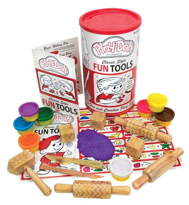 Play-Doh: Fun Factory - Classic Style Fun Tools