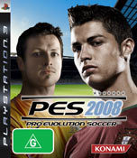 Pro Evolution Soccer 2008 for PS3