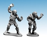Frostgrave Ghost Archipelago: Ghouls