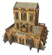 TTCombat: Tabletop Scenics - Gothic Servitialis image
