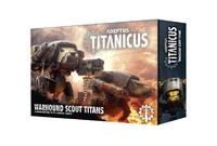 Warhammer 40,000 Adeptus Titanicus: Warhound Scout Titans