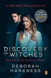 A Discovery of Witches (Movie Tie-In) by Deborah Harkness